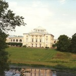 Pavlovsk Palace, St. Petersburg, Russia
