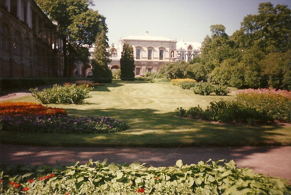 The Gardens at Tsarskoe Selo